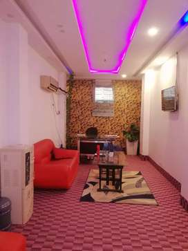 Furnish Office For Rent Moon Market Iqbal Town