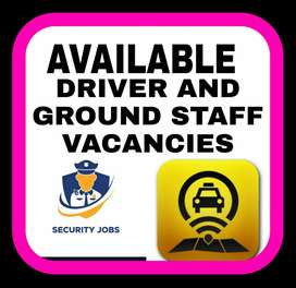 Job Opening In Aviation Industry Airport Drivers And Ground Staff