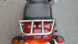 Customised Yamaha YBZ Tail Carrier Stainless Steel Non Magnet
