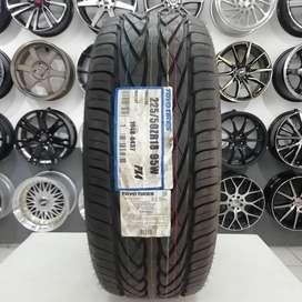 Ban Toyo Tires baru lebar 225-50 ZR18 Proxes 4 Untuk Mobil Innova