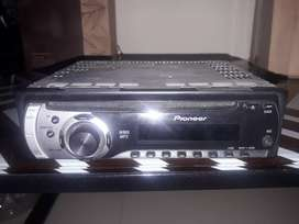 Head unit single din Pioneer DEH-3087zy made in Thailand