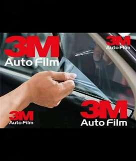 Kaca film 3M murah meriah lagi promo Area weleri batang semarang