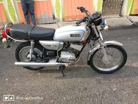 Yamaha rx 135, restored, 6th owner fancy number CAP6171