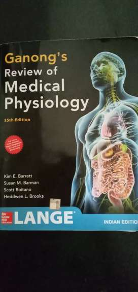 Ganong, review of medical physiology, 25th edition.
