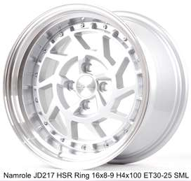 all new NAMROLE JD217 HSR R16X8/9 H4x100 ET30/25