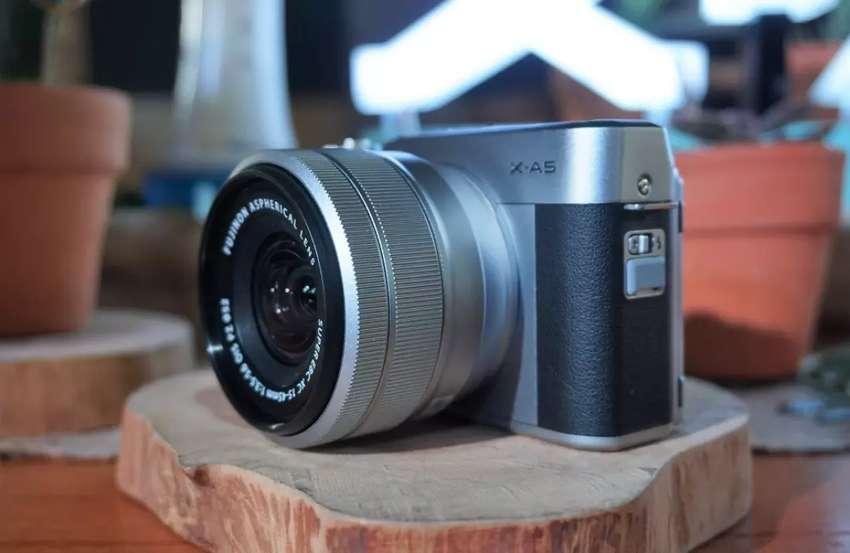 Kredit Kamera Fujifilm XA5 Mirrorless Proses Cepat 3 Menit Cair 0