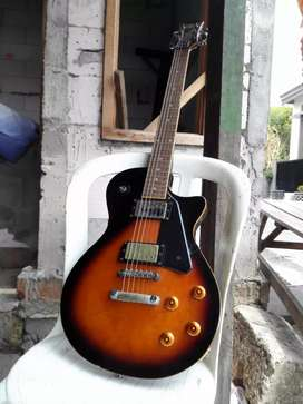 Gitar gibson les paul ori siap manggung gan,lakar santri 3/8