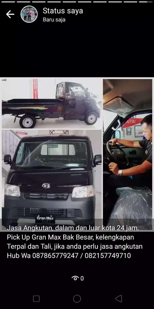 Jasa angkutan Pick up 0