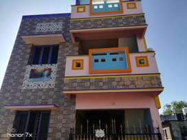BRAND NEW INDIVIDUAL HOUSE 1250 SQ.FT IN 600 SQ.FT LAND