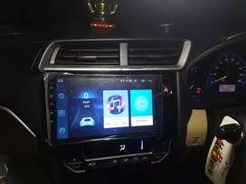 Android 9in 1gb buat Honda Brio