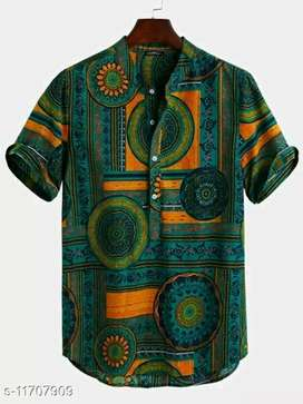 Men's cotton shirt only 4490free cash on delivery