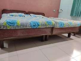 Bed set for bedroom
