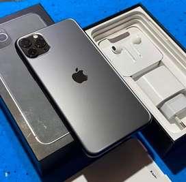 IPHONE 11 PRO MAX 64GB GRAY RESMI IBOX