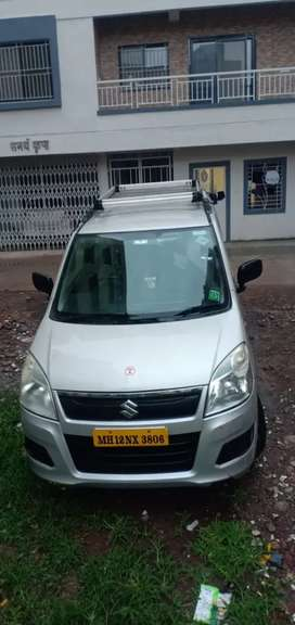 Wagon r available rent with driver and without driver