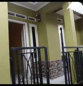 Rumah baru di Citayam dekat dengan stasiun Citayam.