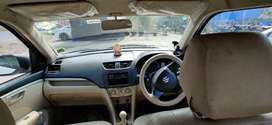 Swift Dzire CNG on Rent (Daily)