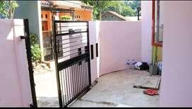 Rumah jati sampurna Jl. Gandaria akses mobil anti banjir
