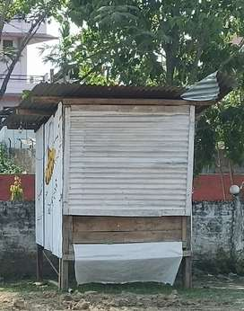 Ghumti shop for sale with furniture