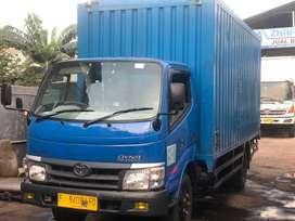 Toyota dyna 110 FT 6 Ban Box 2013