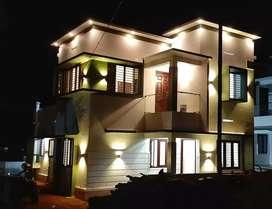 Budget villas at calicut