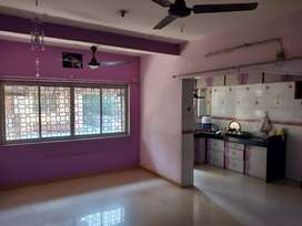 1BHK, with  AC, Gas pipeline and Gas gyser