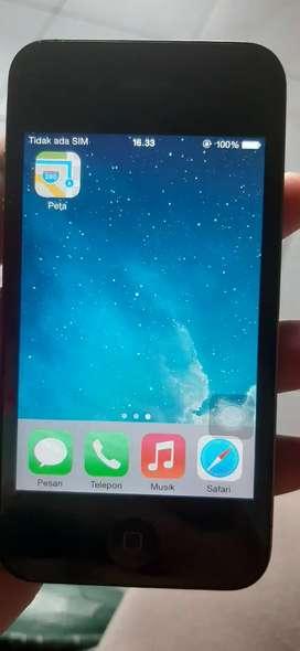 iphone 4 second