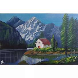 Beautiful hand made Painting For sell