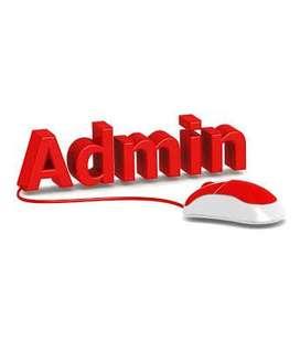 Lowongan Admin/Marketing OLSHOP