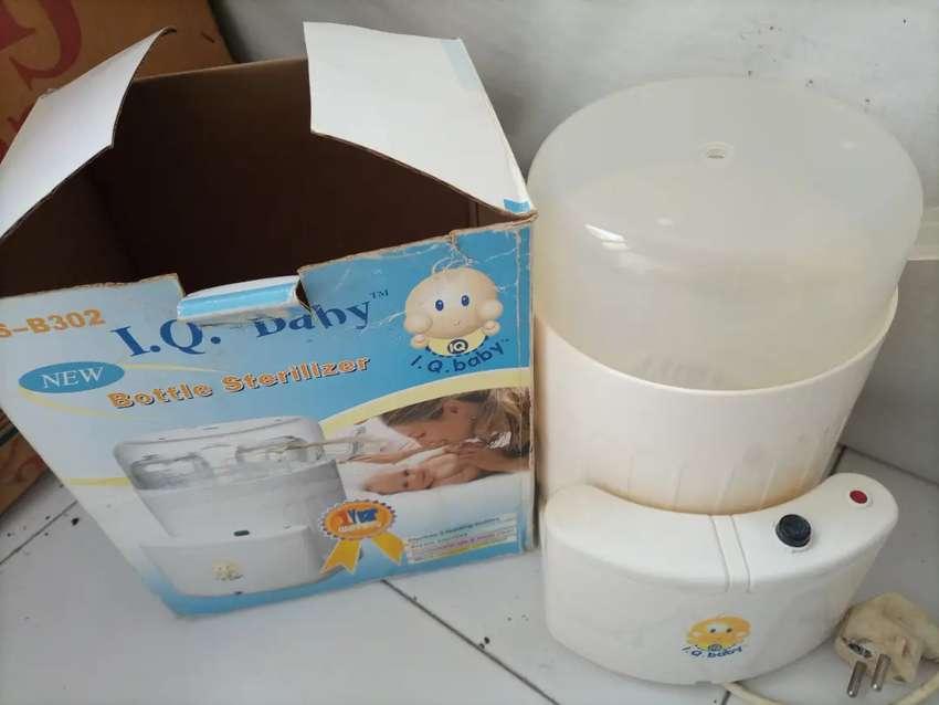 Steril botol merk i.q baby