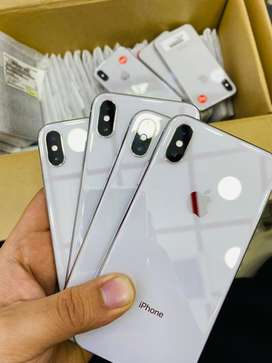 iPhone X 64Gb & 256Gb approved PTA OR NoN PTA we have Both In stock