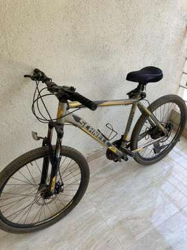 Sparingly used Schnell bike for sale