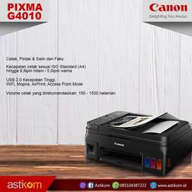 PRINTER CANON G4010 Print Scan Copy FAX | By Astikom
