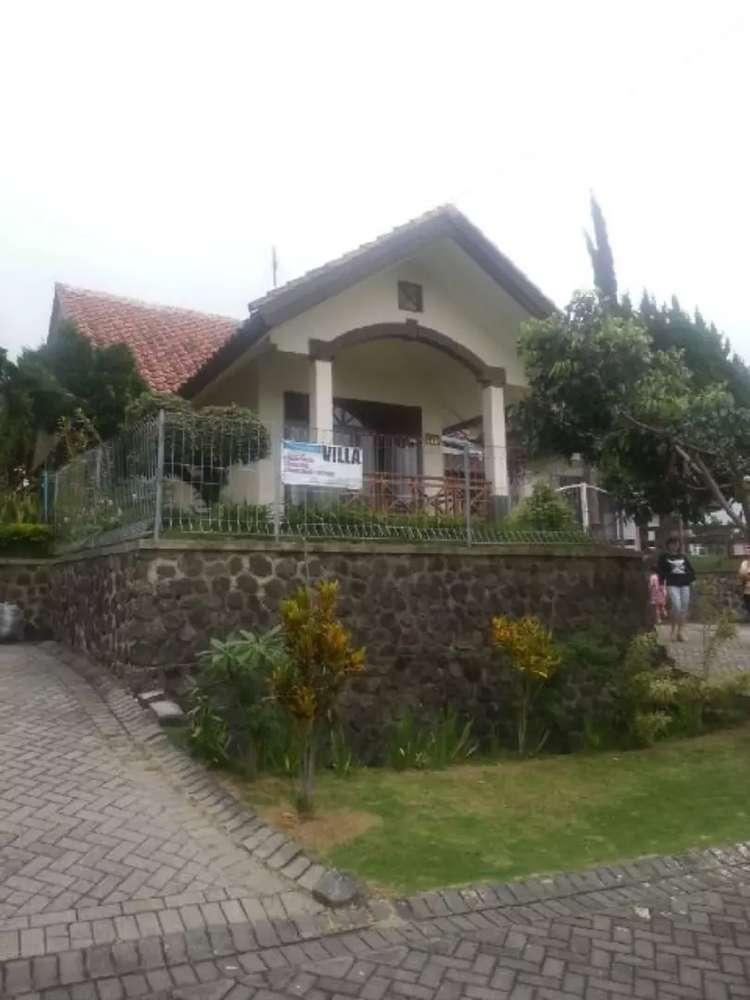 rumah villa bagus dan murah lokasi strategis di panderman hill batu