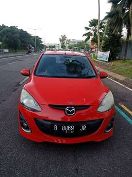 Jual Mazda 2 R AT 2011 Kondisi Istimewa Mobil Bagus