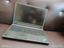 Lenovo thinkpad T540p-i5-8gb_256gb ssd--WiFi-Webcam-Wrnty-Ports-Bill--