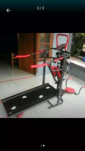 Sidoarjo fitness tredmil tl04 banyak fungsi