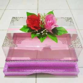 Kotak Hantaran Seserahan Pernikahan