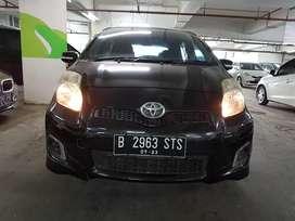 Toyota Yaris E AT 2013 (TDP 19jta)