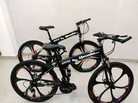 High quality foldable bicycles