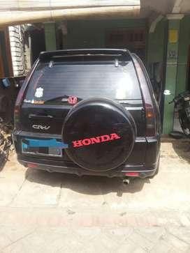 Jual Honda CRV 2003