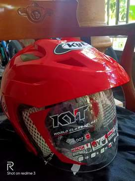 Helm KYT 99% like new