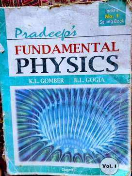 12th physics books