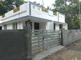 4.5 cent 900 sqft 3 bhk new build house at edapally varapuzha area