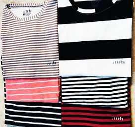 Pure cotton fabric XXL size t.shirt