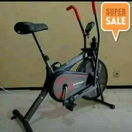 Sepeda fitnes platinum bisa antar