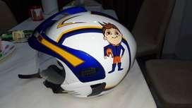 Child Two-wheeler Helmet - STUDDS