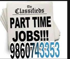 Super part time full time job for online