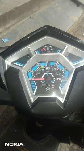 Yamaha Ray ZR scooty