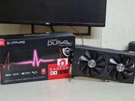 RX 580 4GB OC Sapphire Pulse