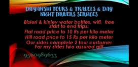 Divyanshi tour and travels